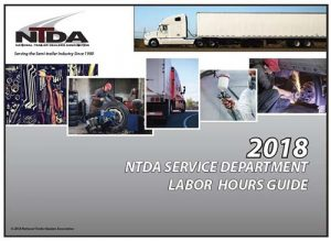 Service Department Labor graphic